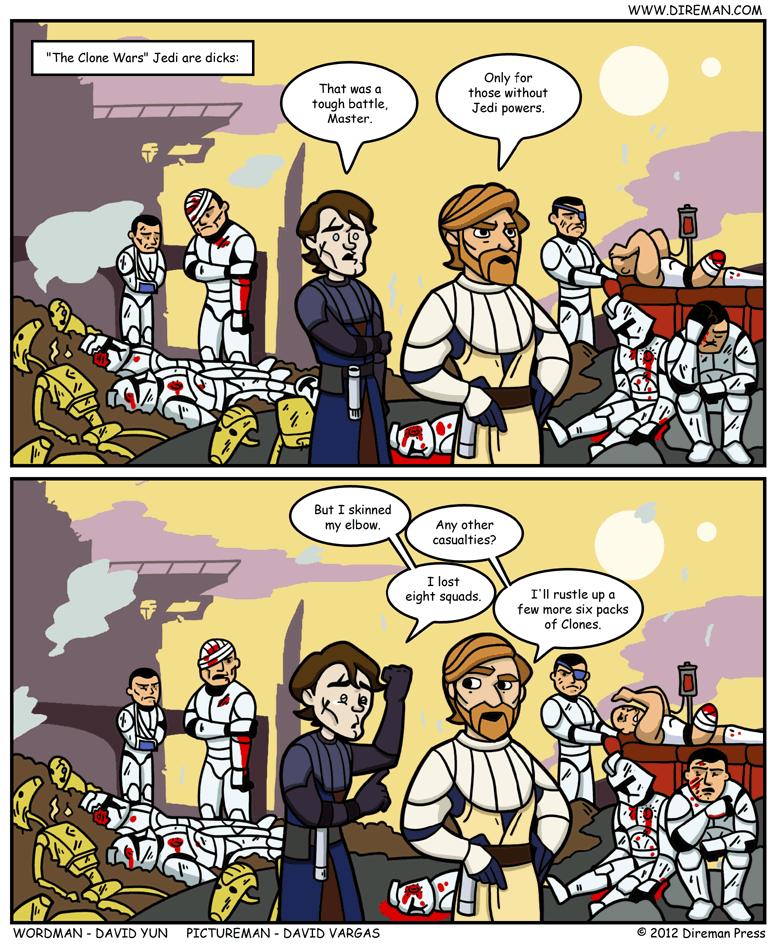 Jedi Dicks
