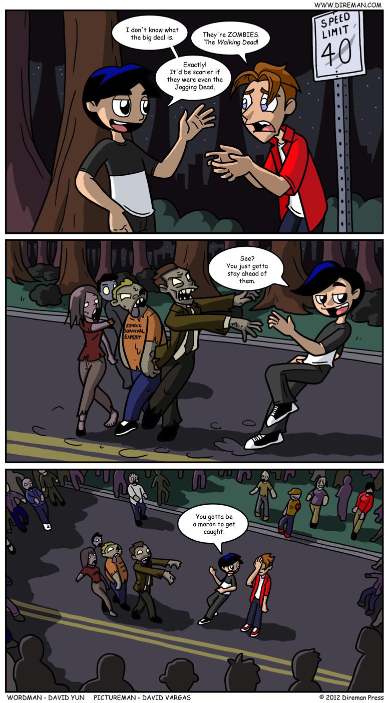 The Jogging Dead