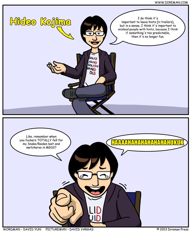 Kojima Trailers