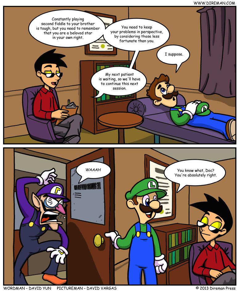 Luigi Complex