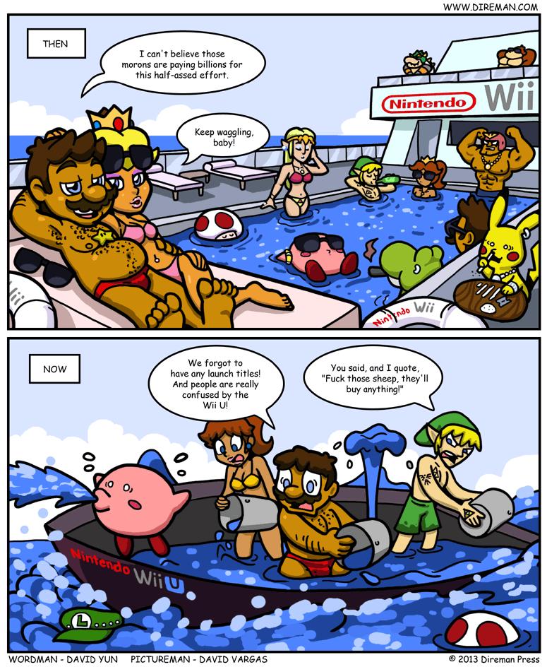 Wii U Desperation Part 2