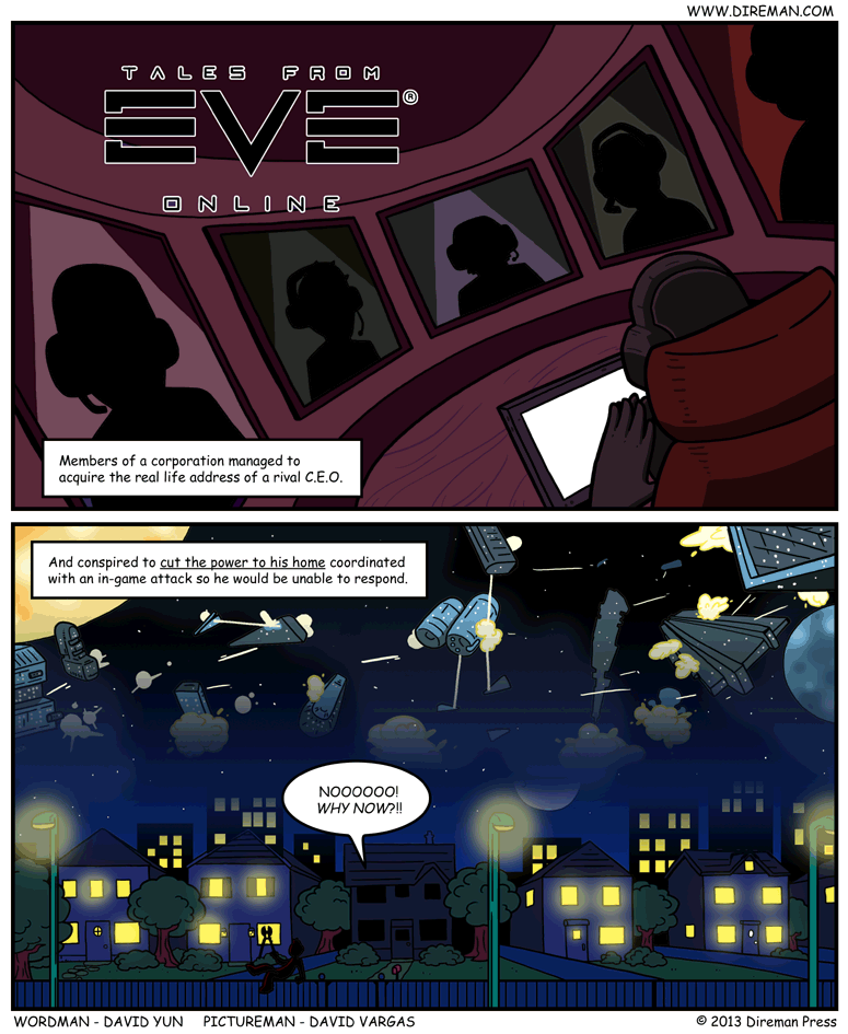 Tales From EVE Online