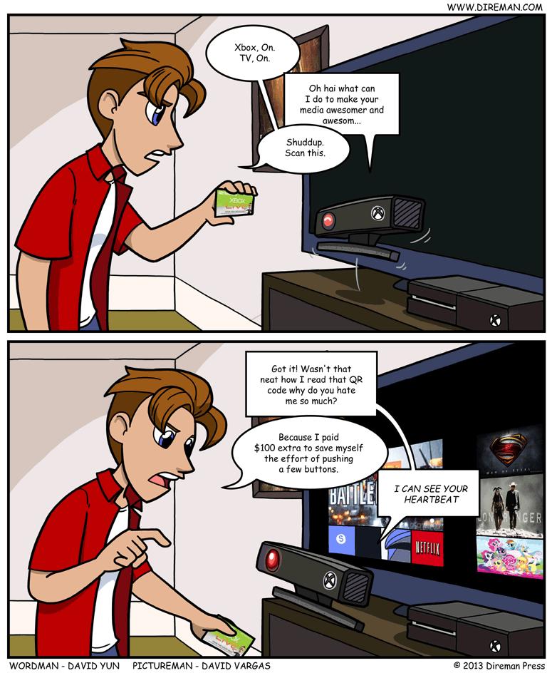 Kinect <3