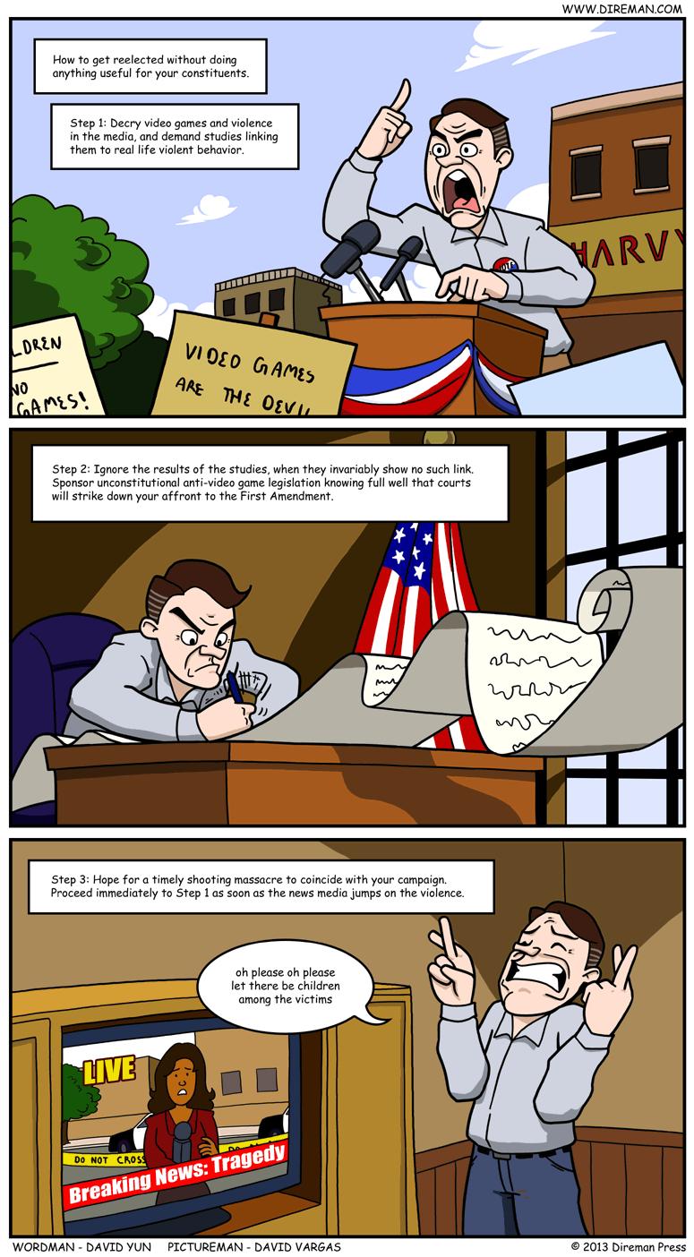 Game Politics