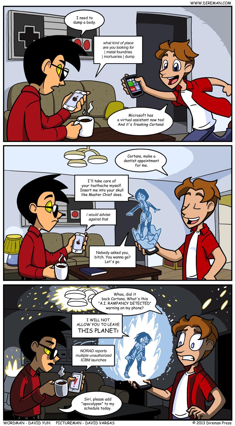 Phone Assistants