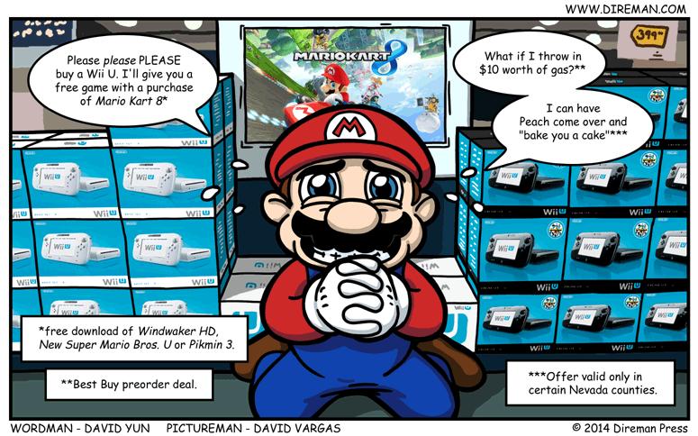 Mario Kart 8 to the Rescue