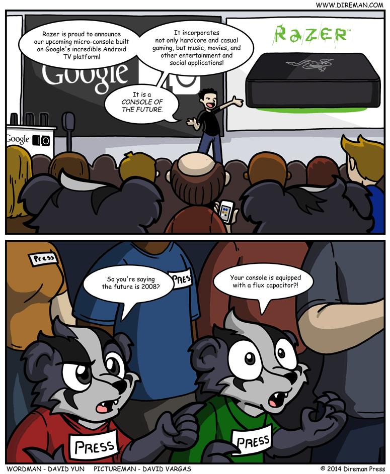 Razer Console