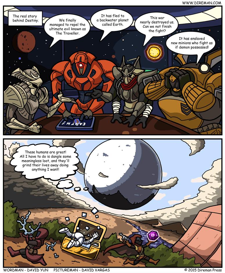 Destiny Story