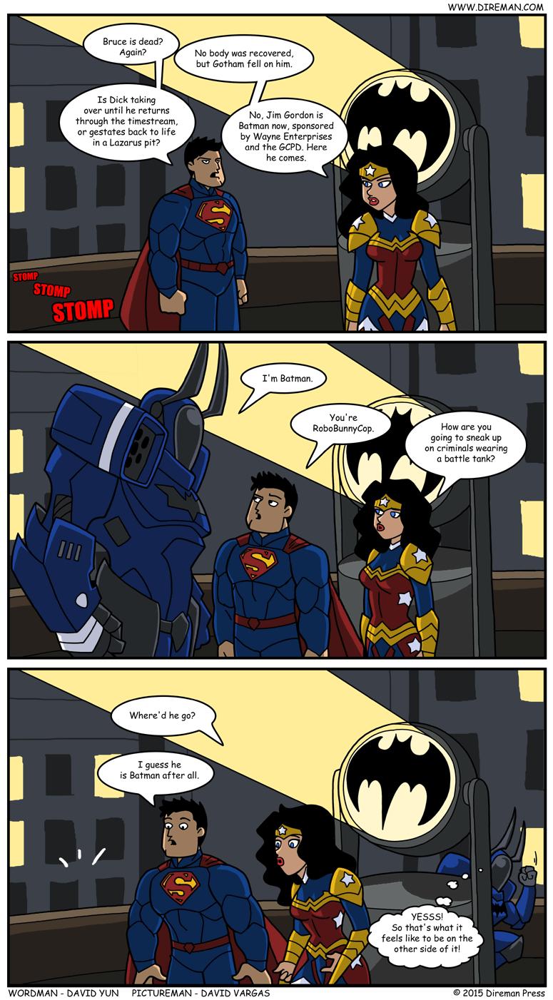 Jim Gordon Batman