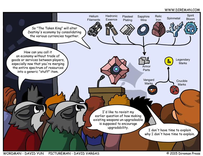 Destiny Economy