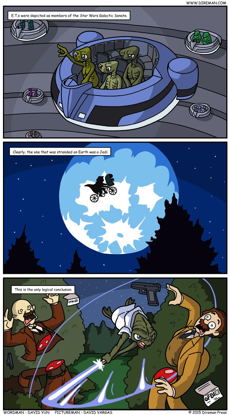 E.T. Jedi