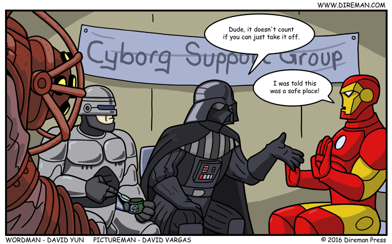 Cyborg Support Group