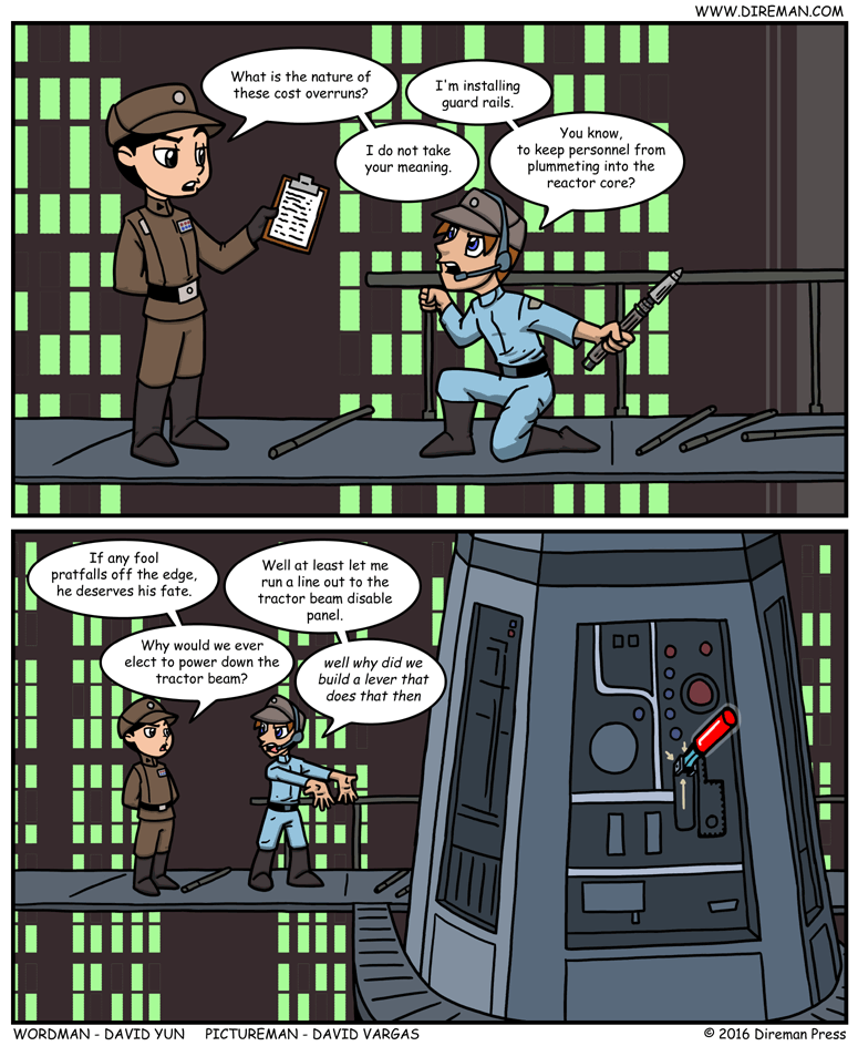 Star Wars: Imperial Shafts
