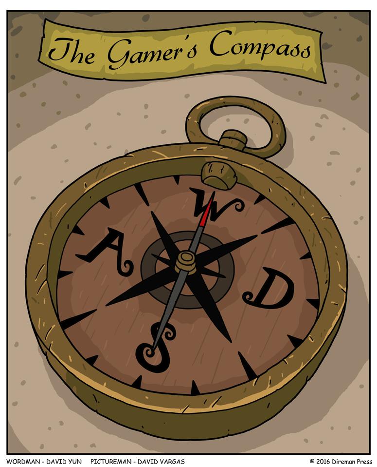 Gamer's Compass