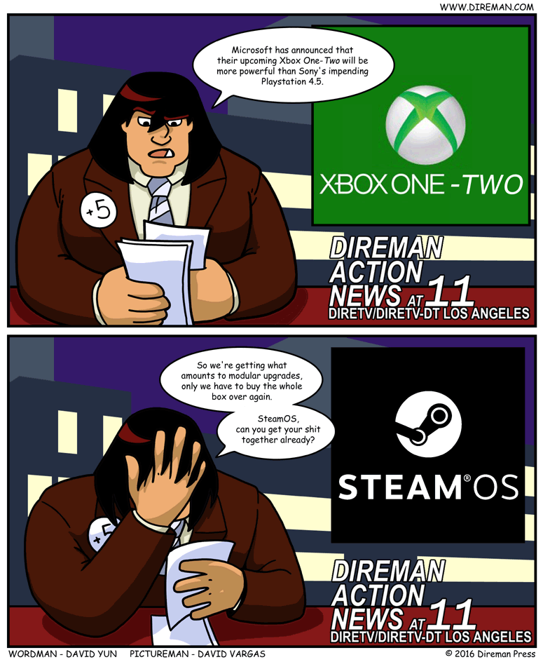 Xbox One-Two