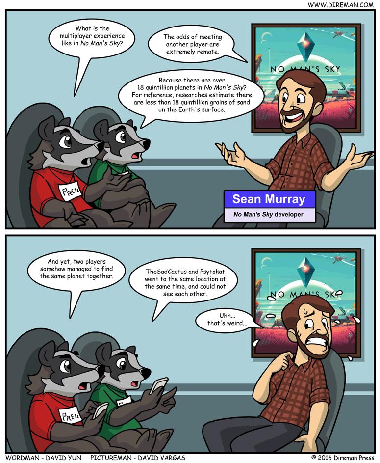 No Man's Sky Multiplayer