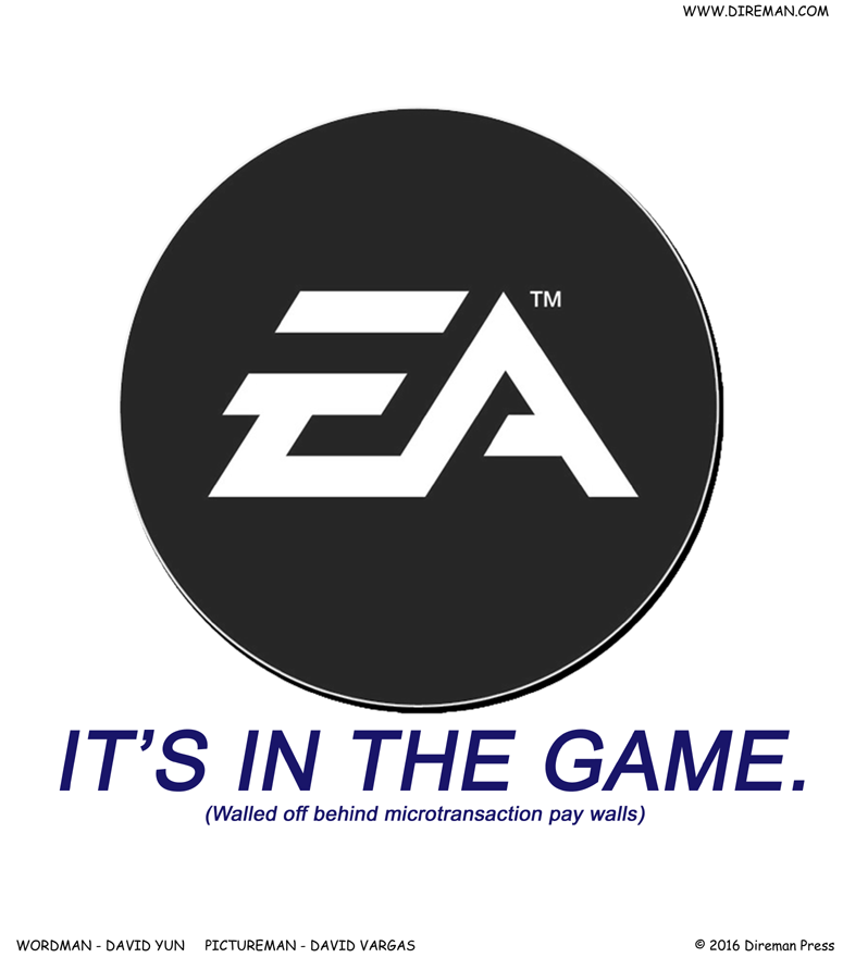 EA It's in the Game
