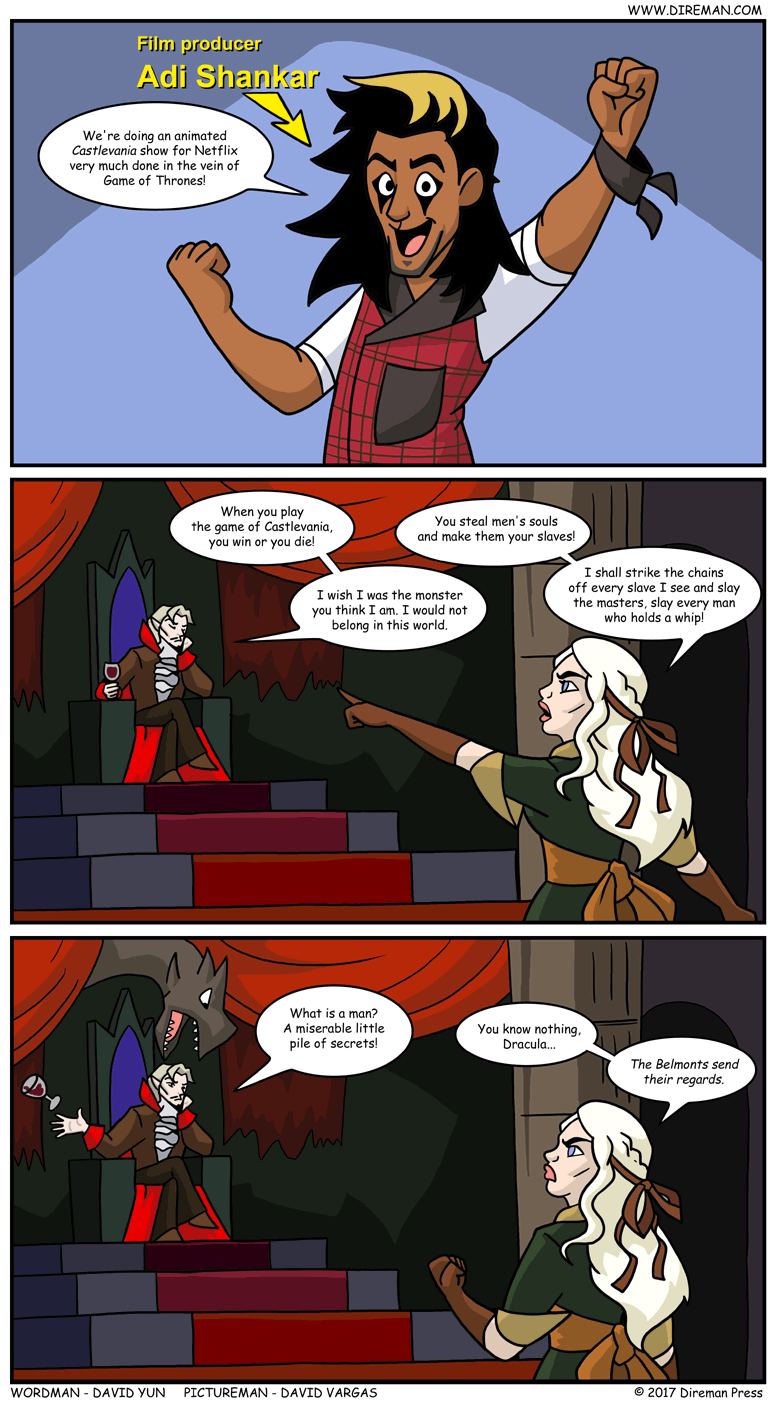 Castlevania Show
