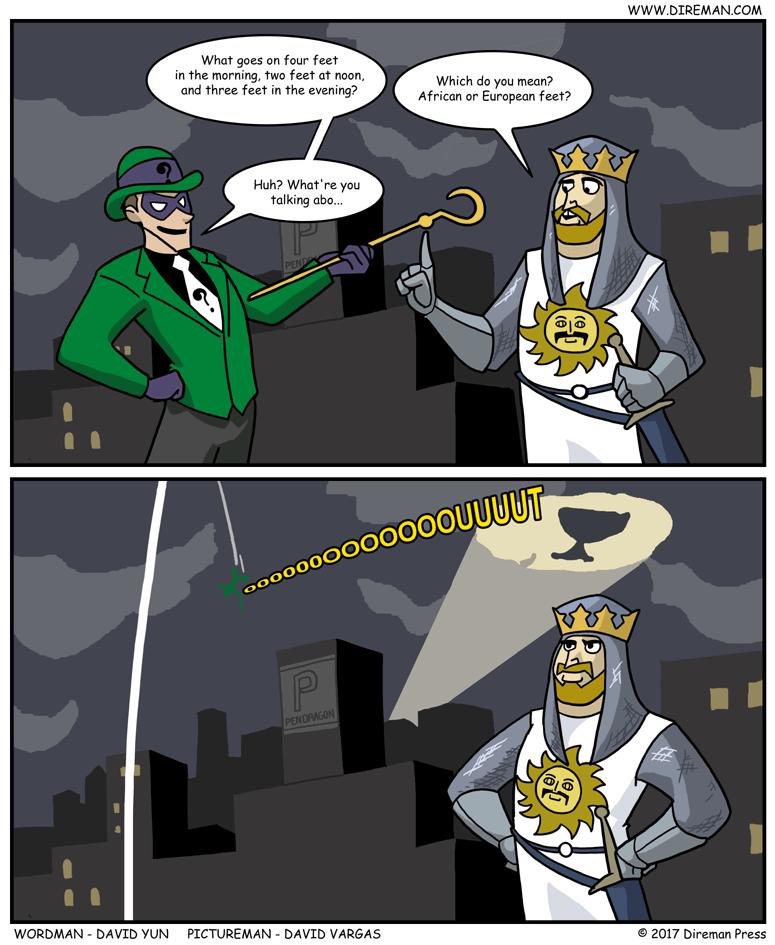 King Riddler