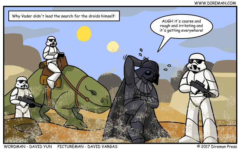Return to Tatooine