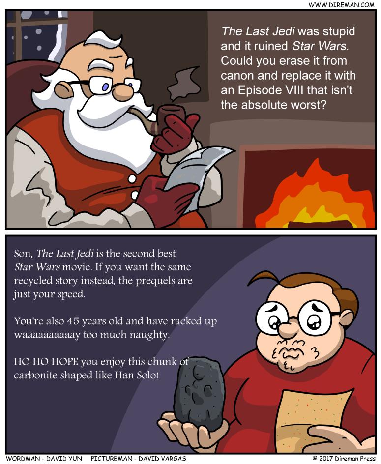 Santa Jedi