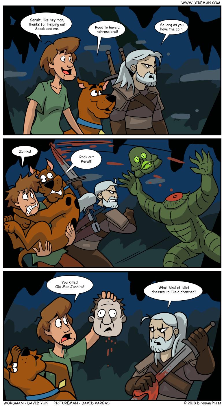 Geralt Doo