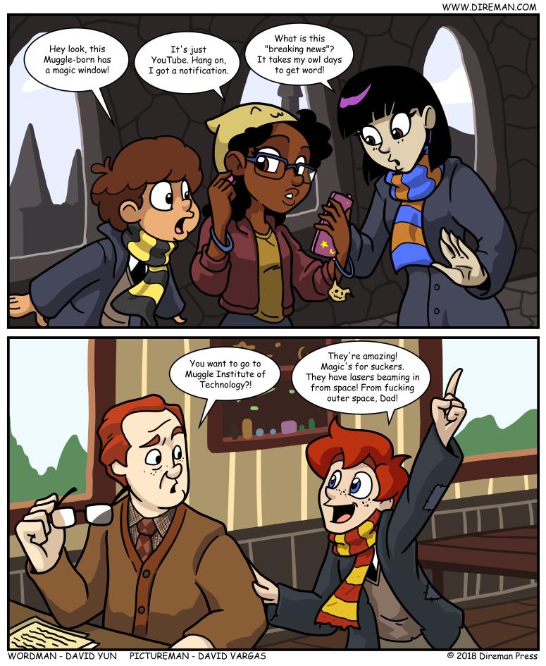Mugglery