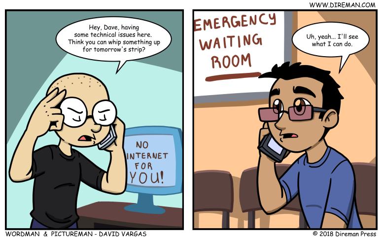 Slight Emergency