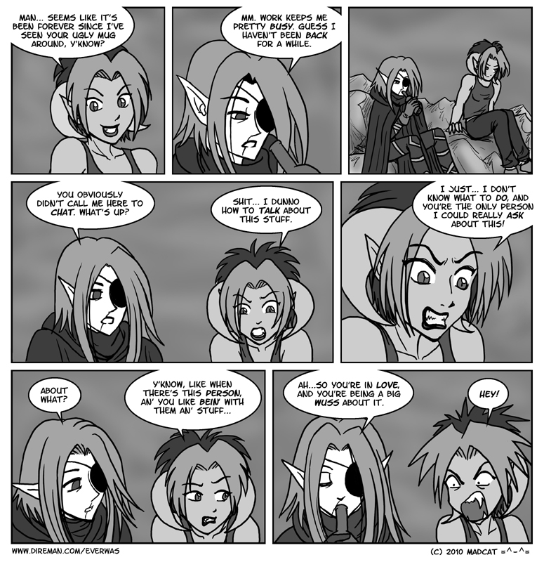 Conversation, Eurydice-style