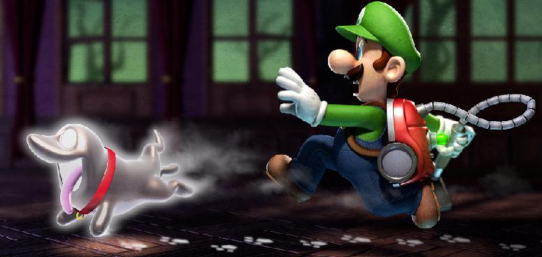 Luigi and the Underdog