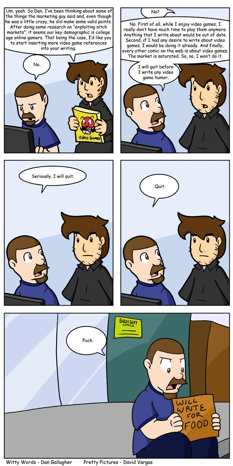 Another Gaming Webcomic