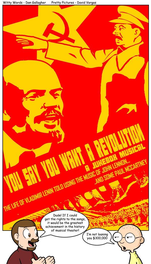 Lenin by Lennon