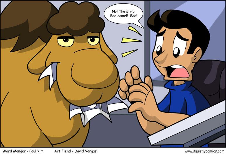 Bad Camel!