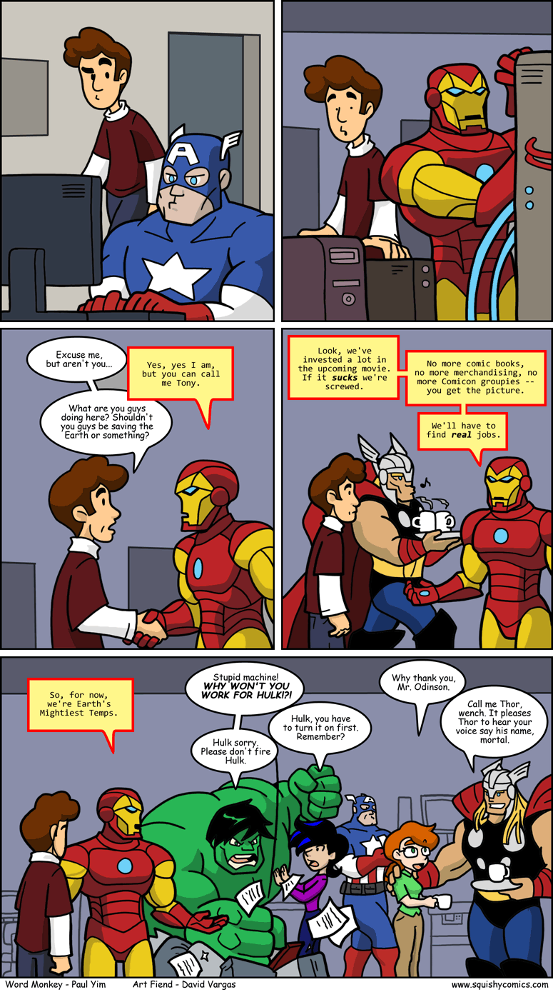Earth's Mightiest Temps
