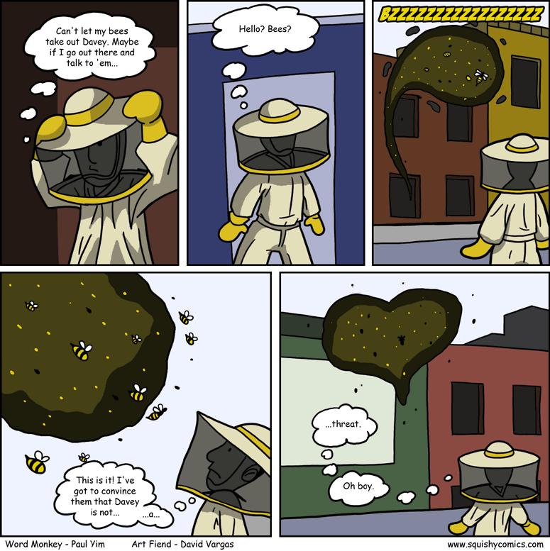 Love Swarm