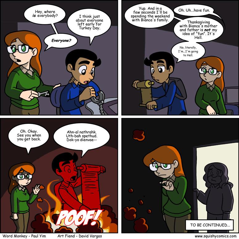Thanksgiving Hell